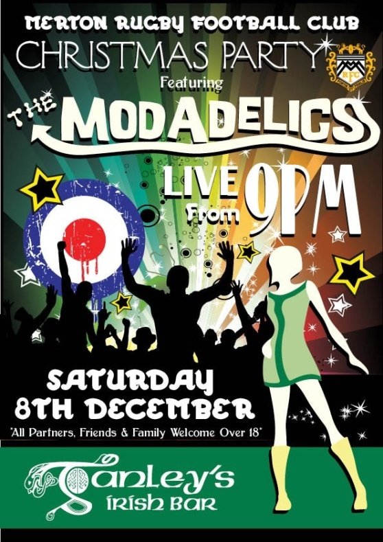 The Modadelics at Ganleys