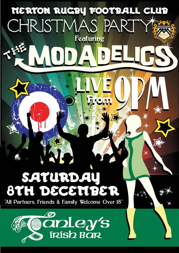 The Modadelics at Ganleys